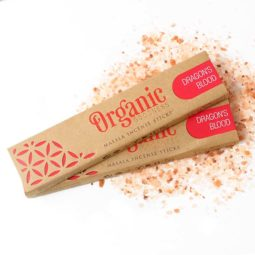Song of India Organic Goodness Masala Incense - Dragon's Blood   Himalayan Salt Factory