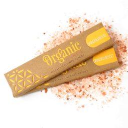 Song of India Organic Goodness Masala Incense - Sandalwood   Himalayan Salt Factory